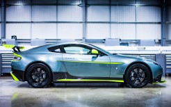2016 Aston Martin Vantage GT8 Side View