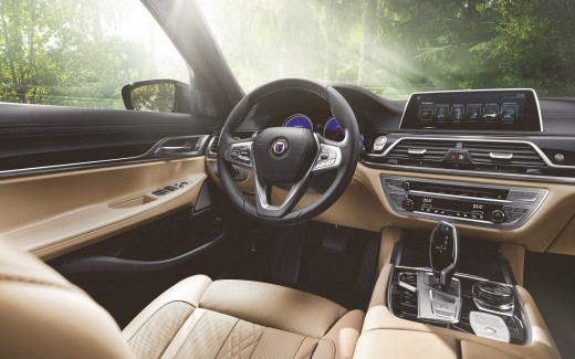 2016 BMW Alpina B7 Bi Turbo Sedan Interior