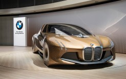2016 BMW Vision Next 100 Iconic Impulses