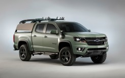 2016 Chevrolet Colorado Z71 Hurley