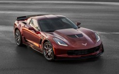 2016 Chevrolet Corvette Z06 Spice Red