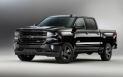 2016 Chevrolet Silverado Colorado Midnight Special Editions