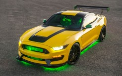 2016 EAA AirVenture Ford Shelby GT350 Mustang Ole Yeller 2