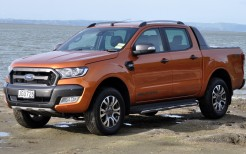 2016 Ford Ranger Wildtrak 4K