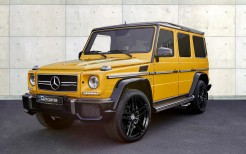 2016 G Power Mercedes AMG G63