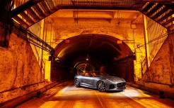2016 Jaguar F Type SVR Park Avenue Tunnel