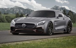 2016 Mansory Mercedes AMG GT S