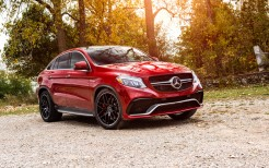 2016 Mercedes AMG GLE63 S Coupe