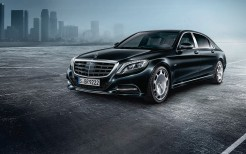 2016 Mercedes Maybach S600