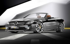 2016 Piecha Mercedes Benz SL R230 Roadster