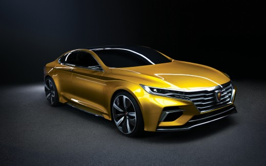 2016 Roewe Vision R Concept