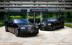 2016 Rolls Royce Wraith Black Badge Ghost Black Badge