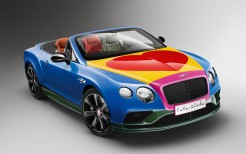2016 Sir Peter Blake Pop Art Bentley GT