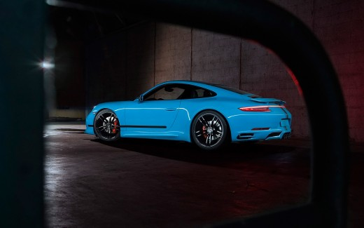 2016 TechArt Porsche 911 Coupe 4