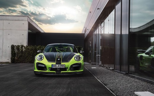 2016 TechArt Porsche 911 Turbo GTstreet R 6