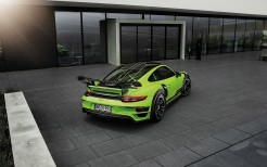 2016 TechArt Porsche 911 Turbo GTstreet R 7