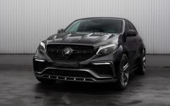 2016 TopCar Mercedes Benz GLE Inferno Black Carbon