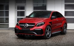 2016 TopCar Mercedes Benz GLE Inferno Red