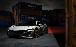 2017 Acura NSX HRE Wheels 5K