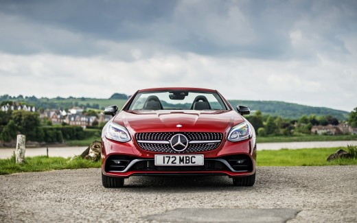 2017 AMG Mercedes Benz SLC