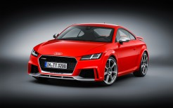 2017 Audi TT RS Coupe 2