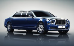 2017 Bentley Mulsanne Grand Limousine