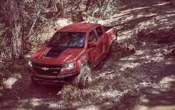 2017 Chevrolet Colorado ZR2 2