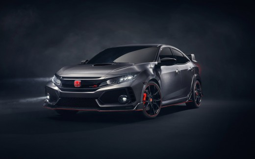 2017 Honda Civic Type R 2