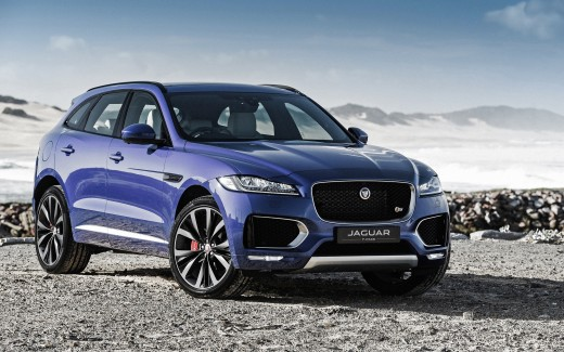 2017 Jaguar F PACE First Edition