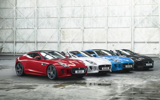 2017 Jaguar F type British Design Edition 4