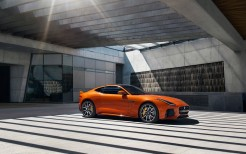 2017 Jaguar F Type SVR Coupe