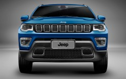2017 Jeep Compass Longitude 4K