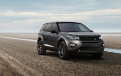 2017 Land Rover Discovery Sport 4K