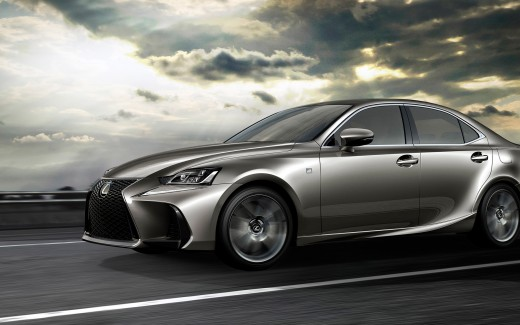 2017 Lexus IS 3