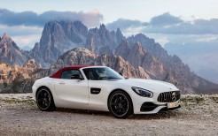2017 Mercedes AMG GT C Roadsters