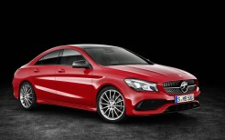 2017 Mercedes Benz CLA 2