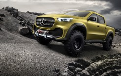 2017 Mercedes Benz Concept X Class Adventurer