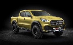 2017 Mercedes Benz Concept X Class Adventurer Pickup 8K
