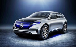 2017 Mercedes Benz Generation EQ 4K