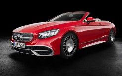 2017 Mercedes Maybach S650 Cabriolet 2