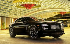 2017 Rolls Royce Wraith Black Badge