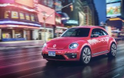 2017 Volkswagen Pink Beetle Limited Edition