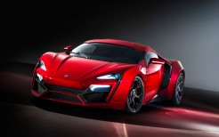 2017 W Motors Lykan Hypersport