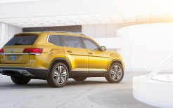 2018 Volkswagen Atlas Rear