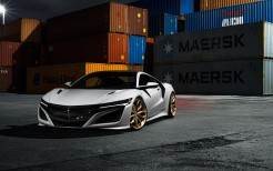 Acura NSX HRE Wheels 2017 5K