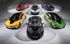 BMW i8 Color Collection