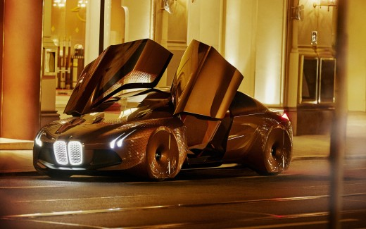 BMW Vision Next 100 HD