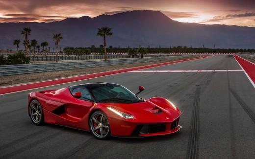 Ferrari LaFerrari 4K Wallpaper