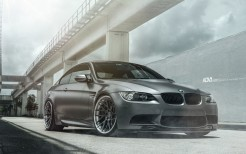 Frozen Gray BMW M3 ADV8R Track Spec CS Wheels