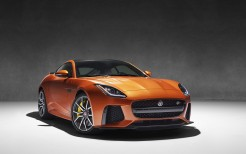 Jaguar F Type SVR 2017